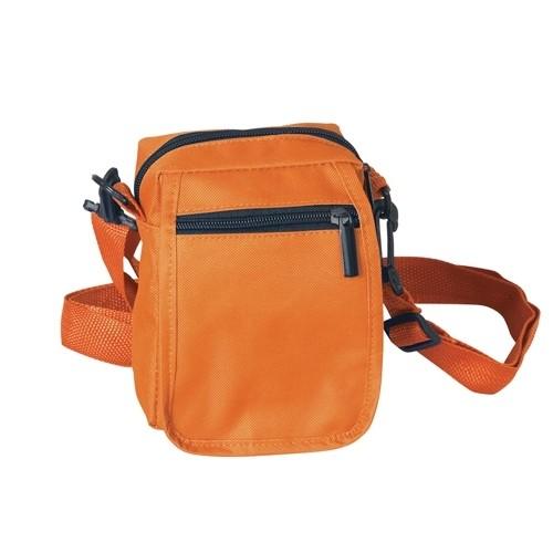 Detalle para Bautizo Bandolera Karan Naranja