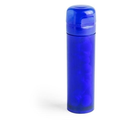 Detalle para Bautizo Dispensador Caramelos Tisca Azul