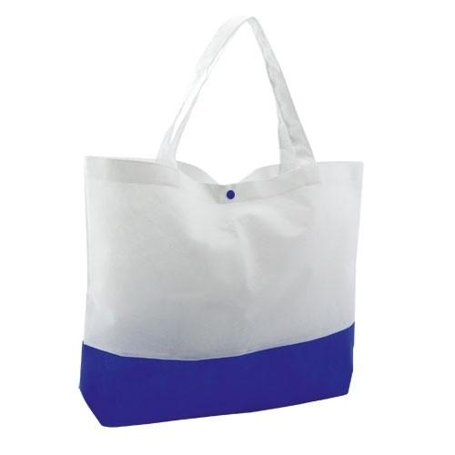 Detalle para Bautizo Bolsa Bagster Azul/Blanco