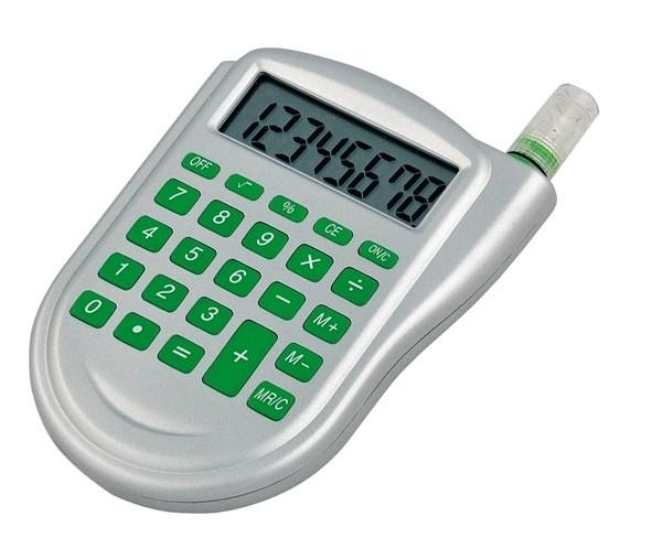 Detalle para Bautizo Calculadora Water