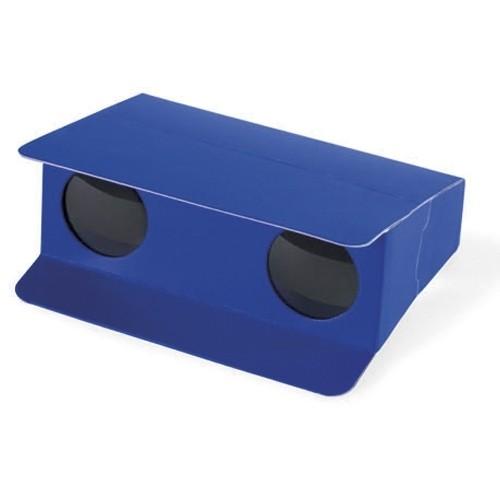 Detalle para Bautizo Prismaticos Lenny Azul