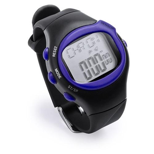 Detalle para Bautizo Reloj Pulsometro Lewis Azul