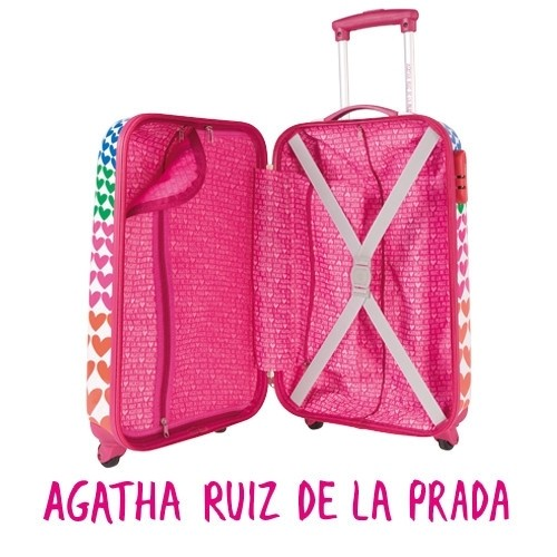 Detalle de Bautizo Trolley Harsar -Agatha Ruiz De La Prada-