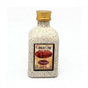 Licor de Crema con Orujo 5 cl para invitados de Bautizo