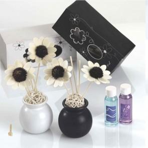 Ambientador aroma flores para detalle bautizo