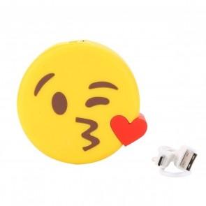 Batería Emoticonos Corazón