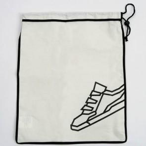 Detalle bautizo bolsa zapatos hombre