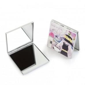 Detalle bautizo espejo aluminio chic