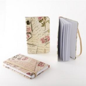 Libreta Notas Postal