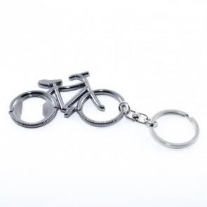 Detalle bautizo llavero abridor bicicleta