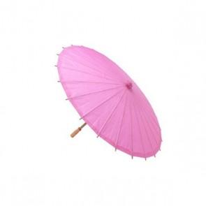 Detalle bautizo parasol papel bambu