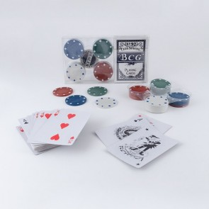 Detalle bautizo set poker fichas
