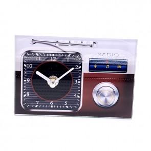 Reloj vintage de cristal para Detalle de Bautizo