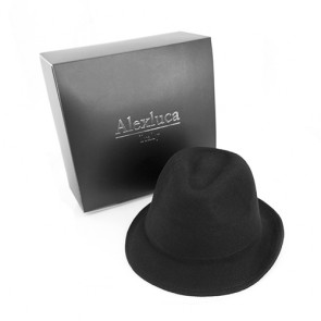 Detalle para Bautizo Sombrero Boccaccio    -Alexluca-
