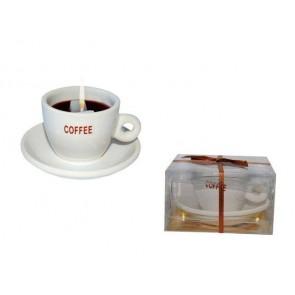 Detalle bautizo vela taza de cafe