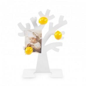 Portafoto imán árbol para regalo de bautizo