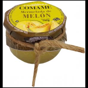 Mermelada de melón para detalle bautizo