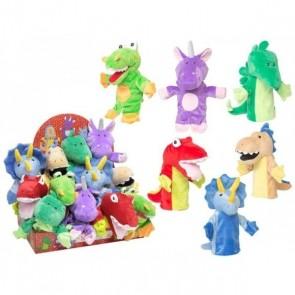 Detalle de Bautizo para niños marioneta dinosaurio