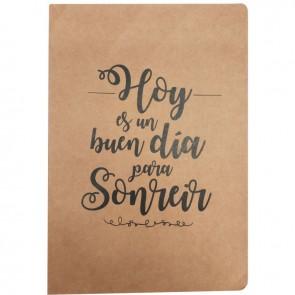 Libreta Frases Positivas para detalle de Bautizo