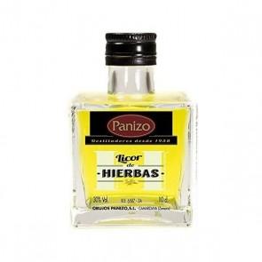 Licor de Hierbas 10 cl para Detalle de Bautizo