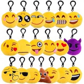 Llavero Emoticonos para Detalle de Bautizo